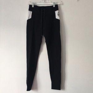 Pink Black/White Jogger Sweats